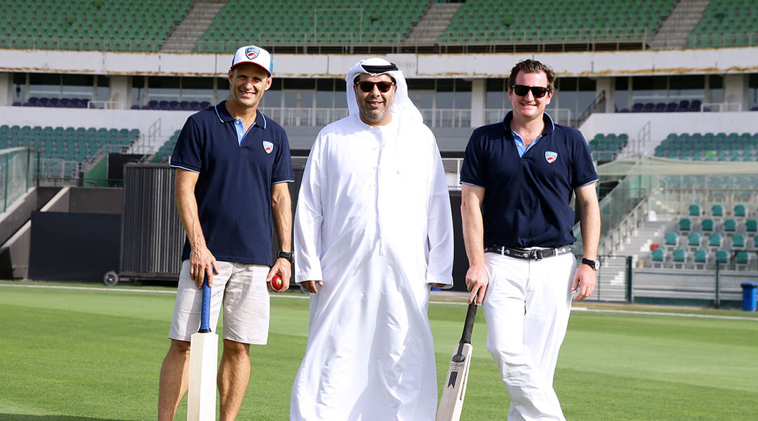 Abu Dhabi Cricket partners with World Cup winning coach
