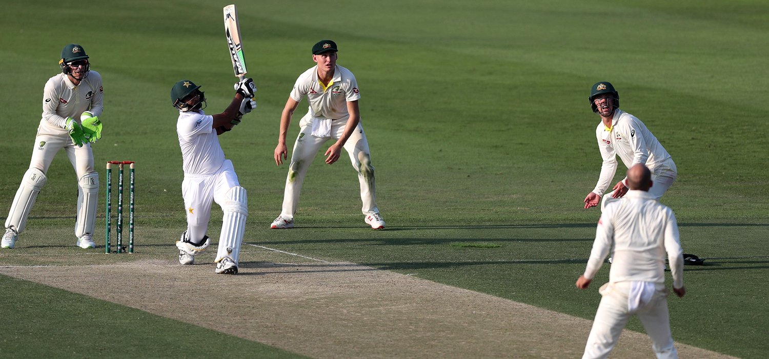 Pakistan Power Through To Finish On 282 After Barrage From Aussies