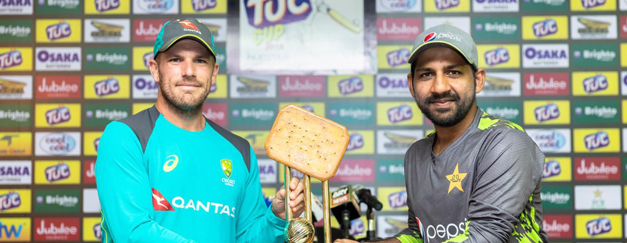 World Cricket's Powerhouses Face Each Other In Abu Dhabi T20i Series