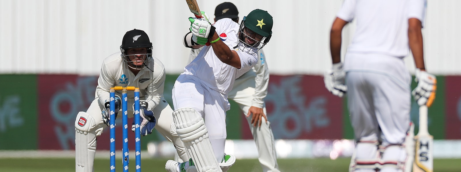 Pakistan Crumble On Final Day