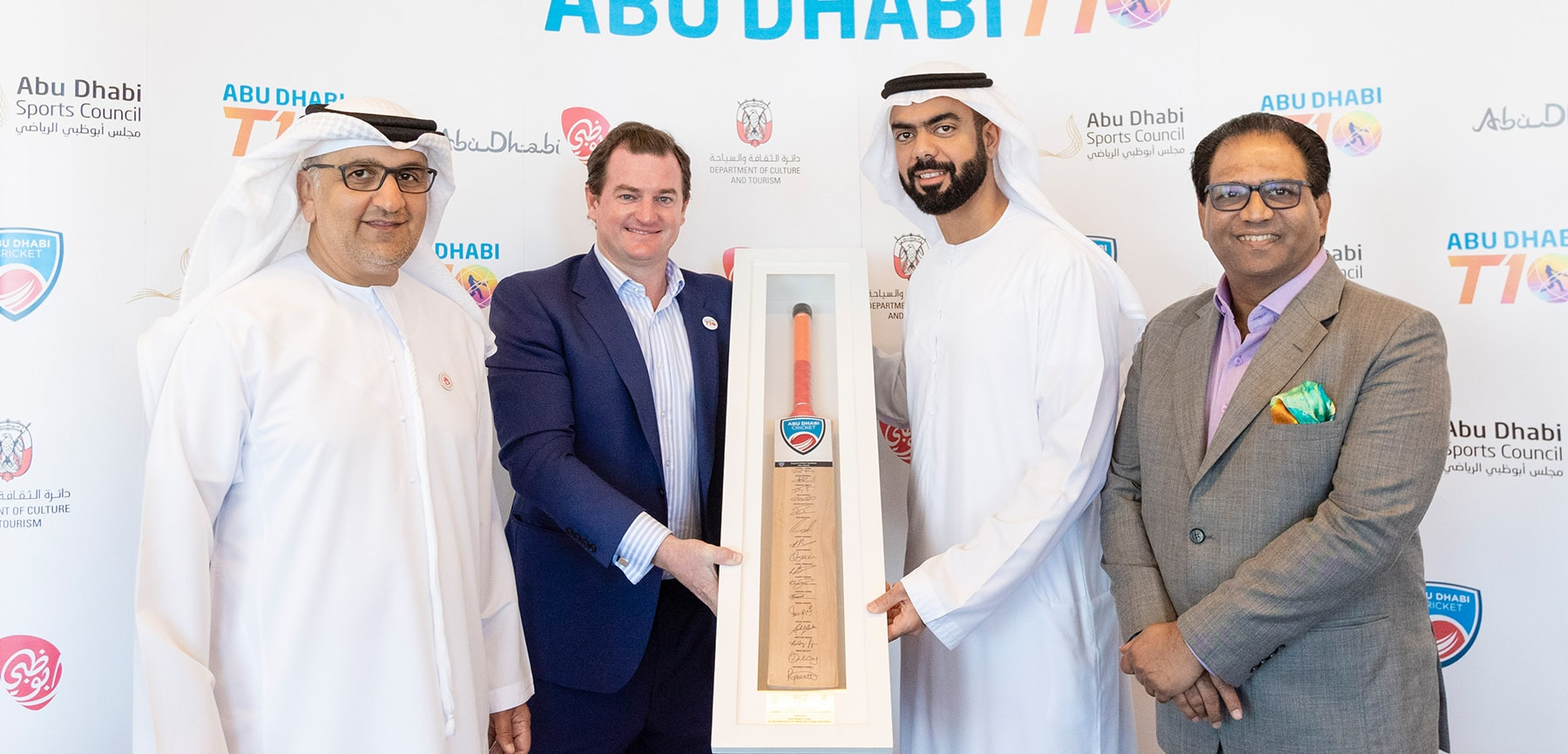 Abu Dhabi Sports Council To Sign Historic Deal To Host T10 League For 5 Years From 2019-2023