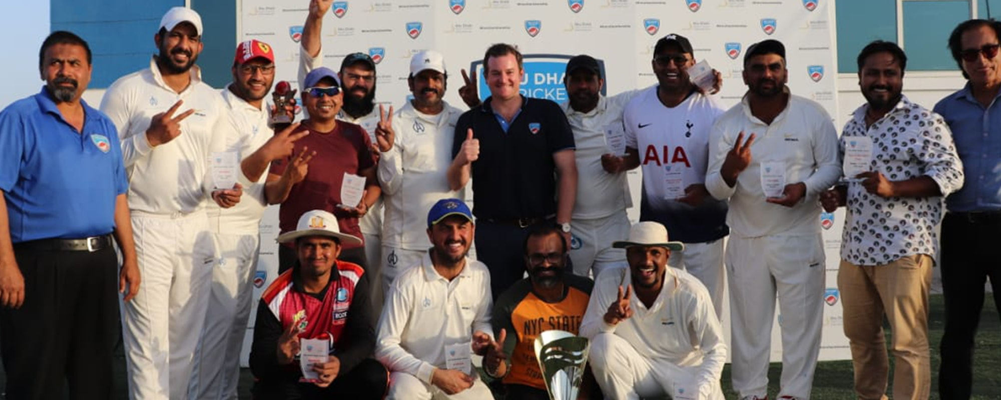 White Hunters Win 6th Sandy League Cricket Title