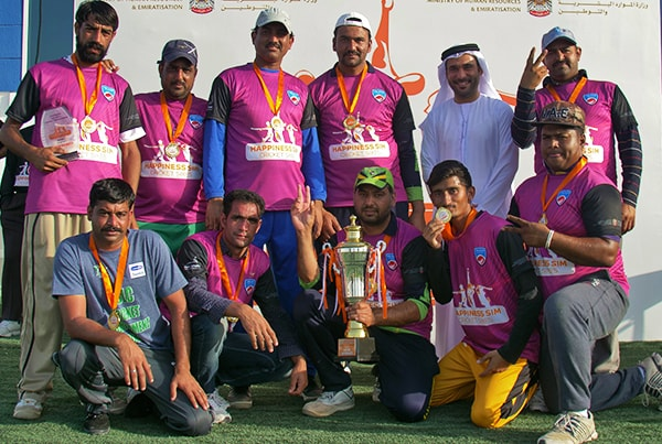 Abu Dhabi Cricket   Every Day Is Game Day