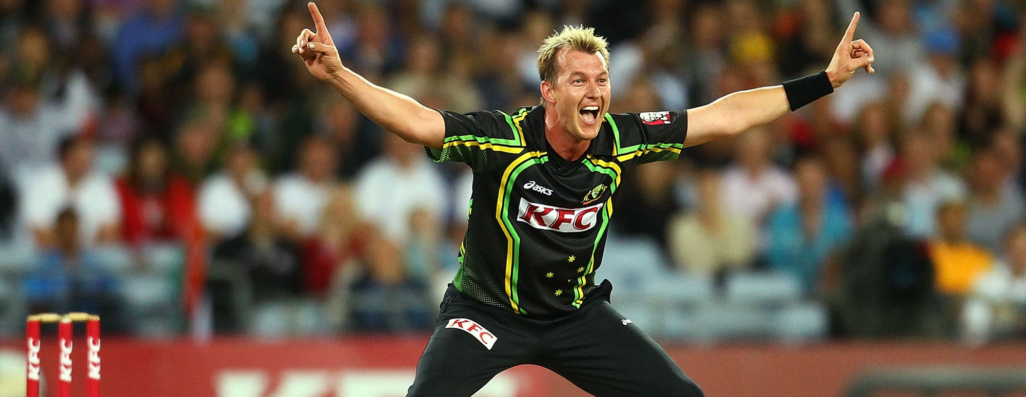 """Boom Boom"" Afridi and Aussie Legend Brett Lee join the Happiness Sim Cricket 6s as 2019 Ambassadors"