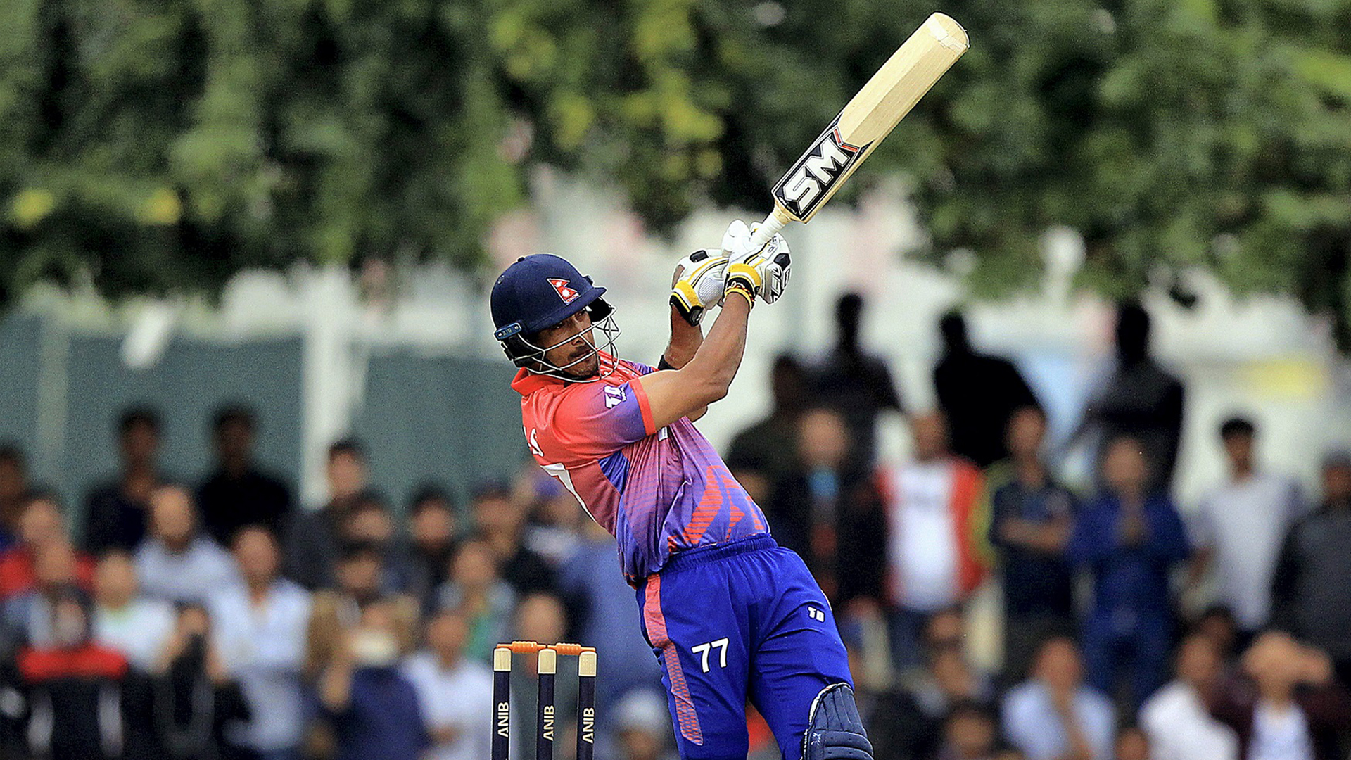 Paras Khadka to add Himalayan HEFT to Team Abu Dhabi